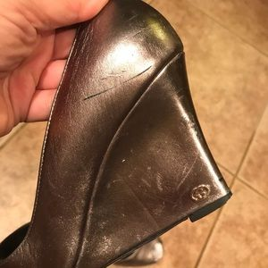 Gucci Shoes - Gucci wedges size 39